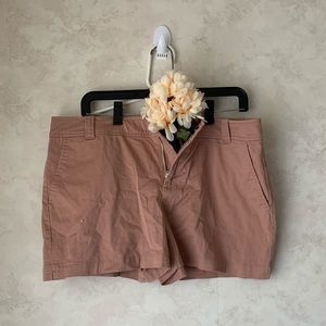 Mauve Pale Pink New York and Company Shorts